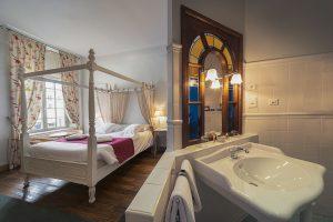 Réserver une chambre à l'Hôtel des Prélats à Nancy