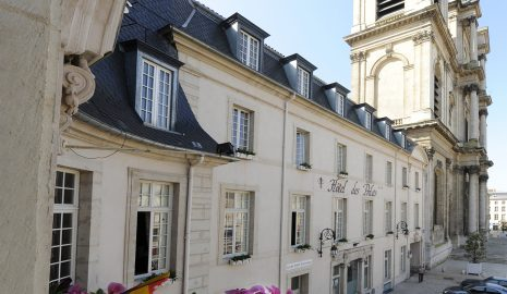 Hôtel des Prélats au centre de Nancy - Photos intérieurs