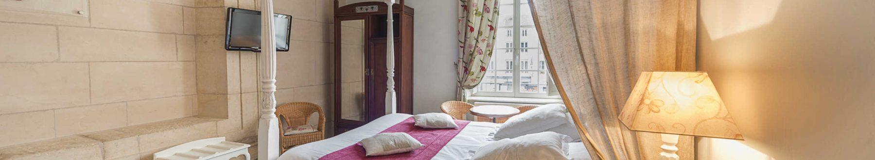 Réservez votre suite pour vos vacances à Nancy