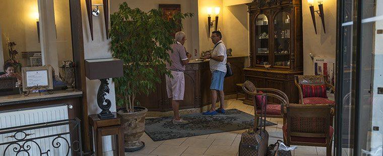 Réservez votre chambre à l'Hôtel des Prélats à Nancy