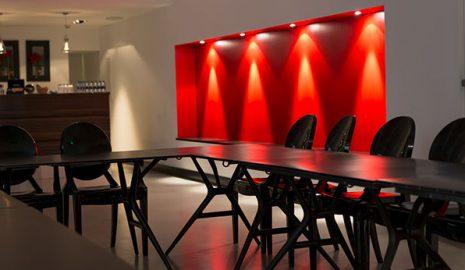 Salle adapté pour vos réunions - Hôtel des Prélats